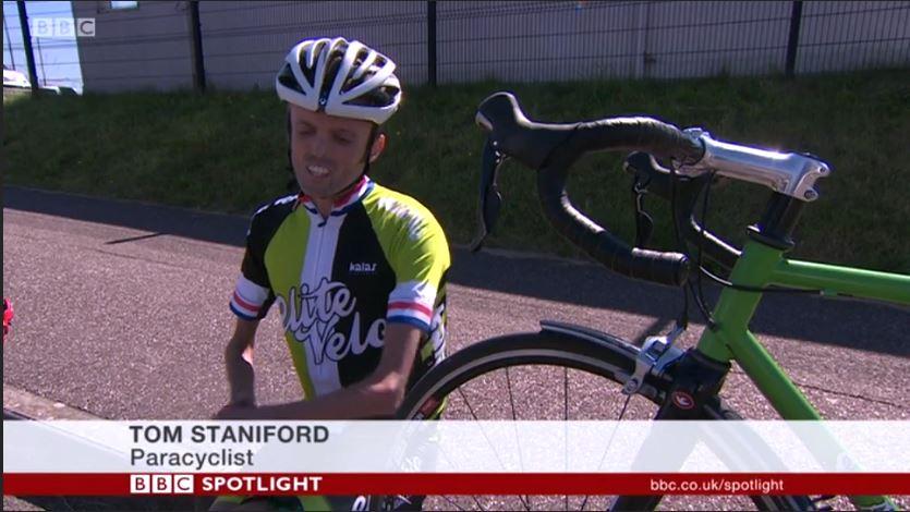 tom bbc spotlight launch